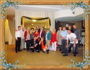 50jarig huwelijk in berlijn  onze groep