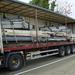 aluminium geladen bij Nantes voor Schiedam