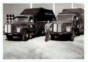 2 X Scania Vabis