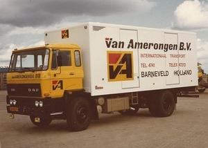 DAF-2100 Van Amerongen B.V BARNEVELD