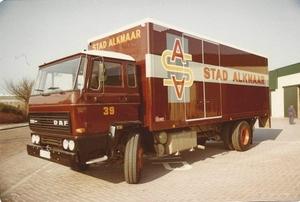 DAF-2100 STAD ALKMAAR