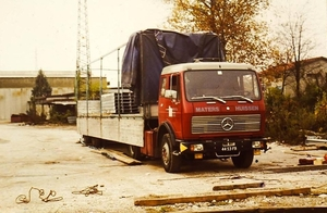 MERCEDES-BENZ MATERS HUISSEN