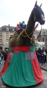 5500 Dinant - le Cheval Bayard