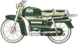 Empo Speciaal Sport bj.1963