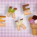 wat ijsjes gemaakt