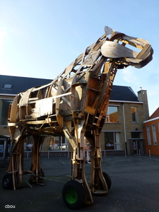 8700 Tielt - Het Paard van Troje