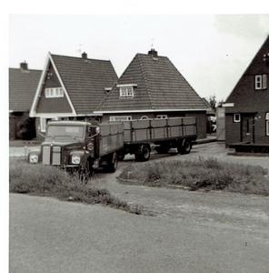 Mooie Scania combi