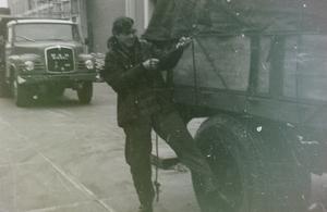 1965 laden bij Friesche vlag in Leeuwarden