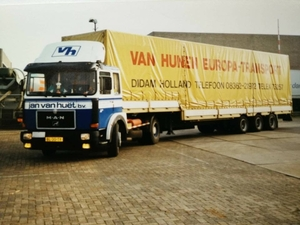 M.A.N-DIESEL Jan van HUET Zevenaar