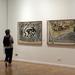 Tijdelijke tentoonstelling van Alechinsky