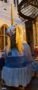 1000 Bruxelles (Ommegang) - la Licorne
