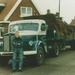 Mercedes werd vervangen door Scania en dat merk werd trouw geblev