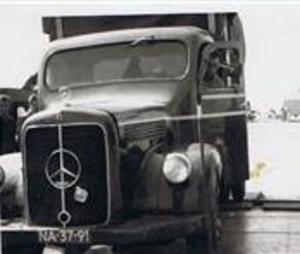 N37-91   Mercedes L3500