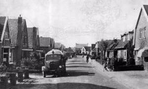 Op de Jellemaweg in Zuidhorn