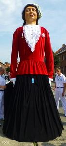 7900 Leuze-en-Hainaut - Madame Bon-Air