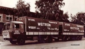 DAF-2600 Wetron Weert