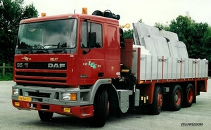 DAF-95 v.d LEE Delft