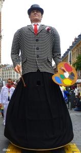 7860 Lessines -Magritte