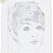 tekening op blad papier