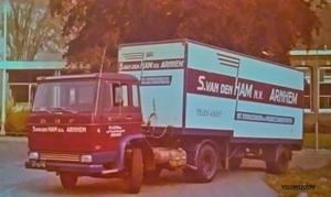 DAF-1200 S.van den HAM ARNHEM