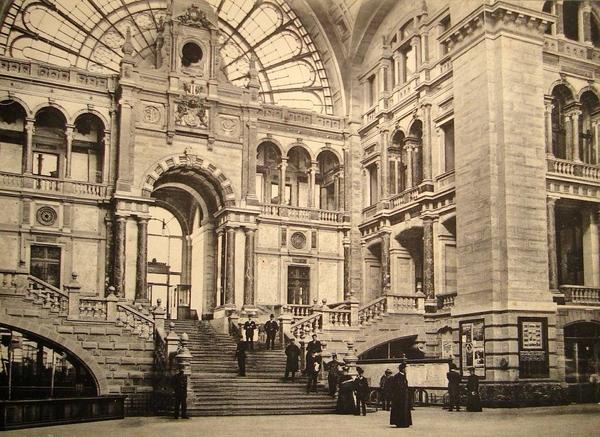Centraal Station,antwerpen