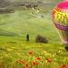 3d luchtballon