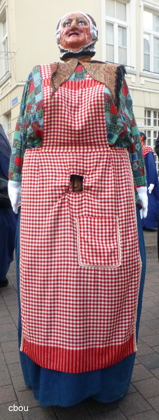 2300 Turnhout - Anna van de Gatpees