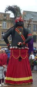 9200 Dendermonde - Indiaan