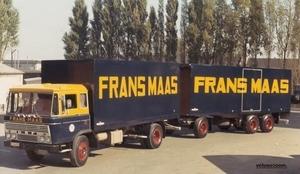 DAF-2600 Frans Maas