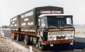 DAF-2600 van Seumeren