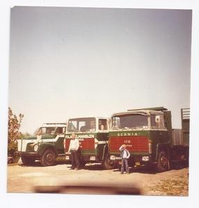 3 X Scania