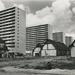 Stieltjesstraat, flatgebouwen 1971