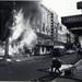 Brand in het Televisiepaleis, Boekhorststraat. 29-6-1976