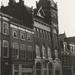 1963 Gedempte Burgwal voormalige gebouw van De Landbouw
