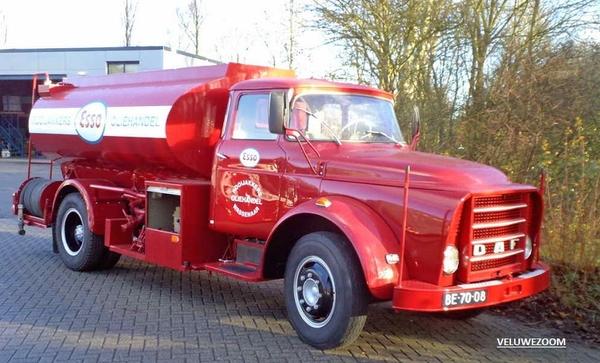 DAF-A13 Tankwagen