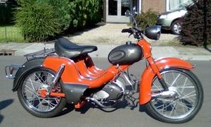 Eitank 3 wieler - eigenbouw