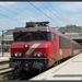 De rode E-Lok 1837 Den Haag HS 13-07-2002