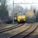 Sprinter- station Dorp Zoetermeerse Krakeling.18-01-2003