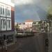 Regenboogje. ? bij Leidschendam Sluis.