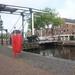Zo even wakker worden aan de Sluis. ? bij Leidschendam Sluis.