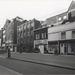 Grote Marktstraat tussen de Wagenstraat en Grote Markt 1959