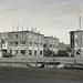 Pletterijkade hoek Scheldestraat  vanaf het Zieken 1950