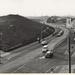 Westduinweg gezien vanaf het politiebureau;1963