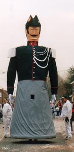 7971 Basècles - el Gendarme (old)