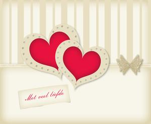 met veel liefde