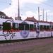 Ajax, GVB 780 tijdens presentatierit, Middenweg-eindlus
