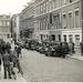 Barentszstraat met Citax-auto's, naar de Hugo de Grootstraat