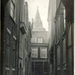Boterstraat, gezien naar de Grote Markt 1930
