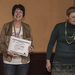 Elja75 ontvangt Certificaat en medaille