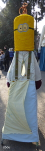 1401 Baulers - le petit Minion
